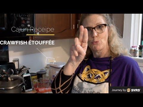 Louisana's The Famous Crawfish Etouffee Recipe