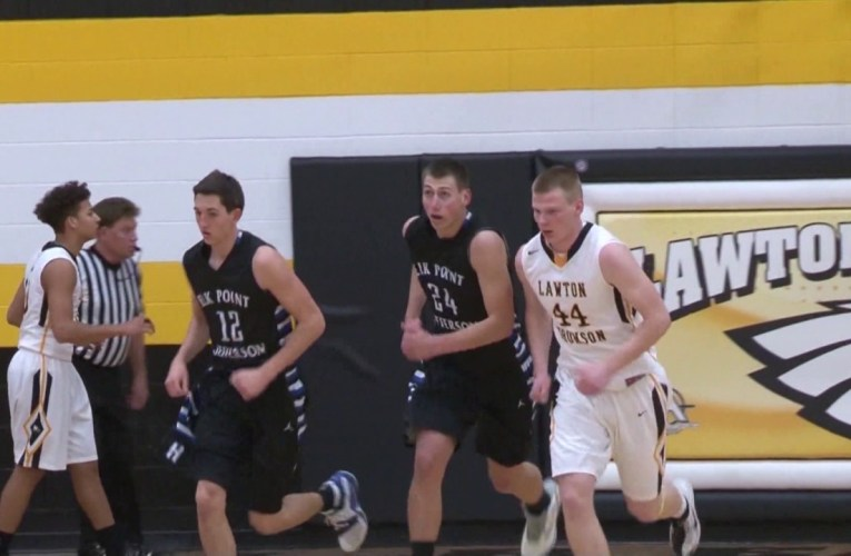 Deaf Basketball Player Makes Noise On The Court