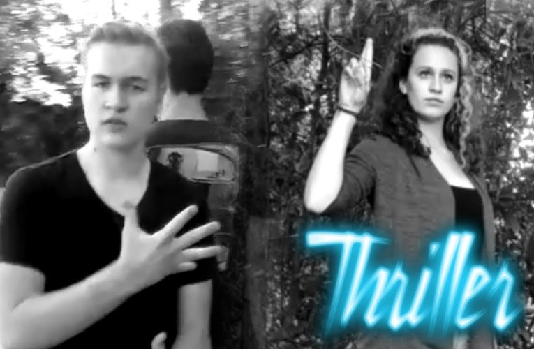 Thriller – ASL Music Video Cover