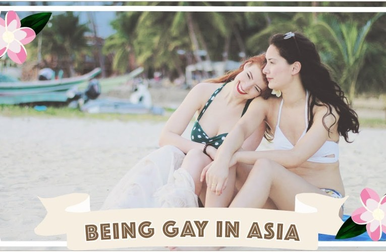 Being Gay In Asia // Jessica and Claudia // Thailand Travel Vlog [CC]