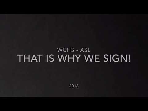 #whyIsign – shortened version