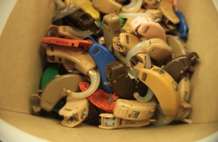 Hearing Aid Recycling Program