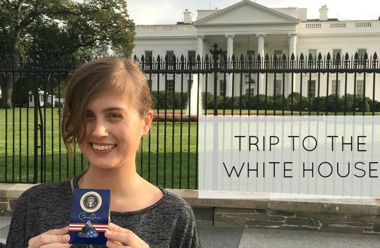 Trip To The White House