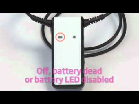 Oticon Amigo – LED on Amigo Arc