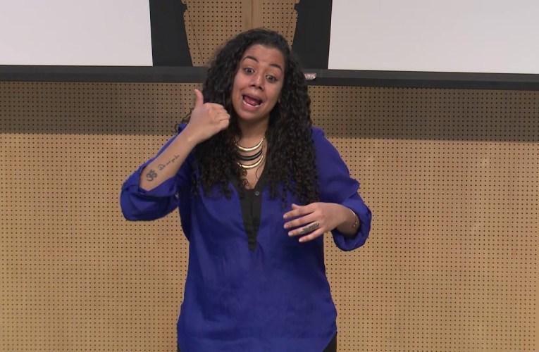 ASL Lecture Series: Mia Sanchez