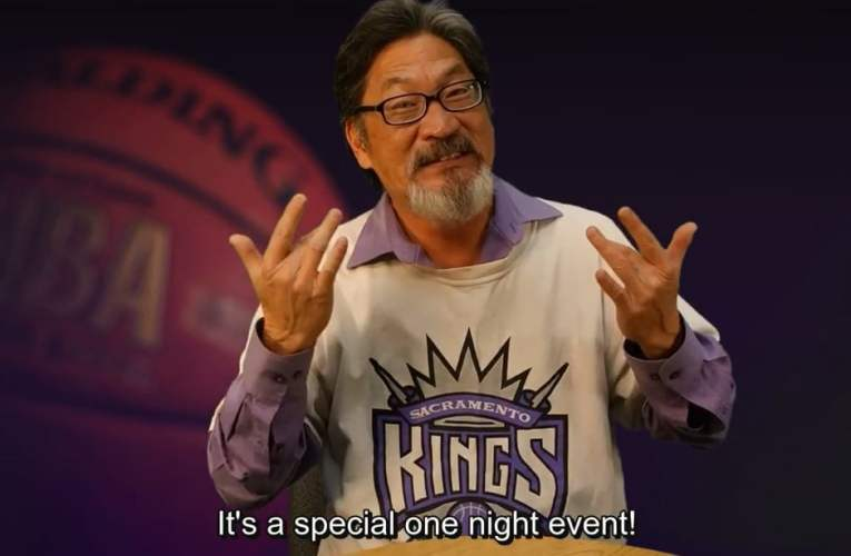 Deaf Night with the Sacramento Kings