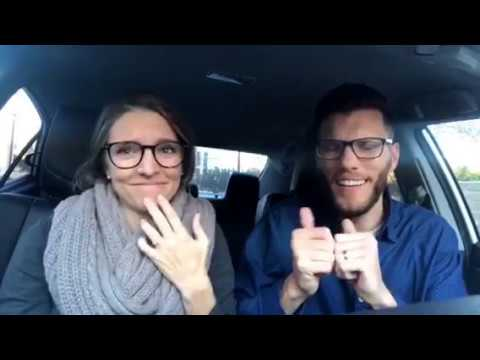 Our 1st VLOG   Deaf and Hearing Couple