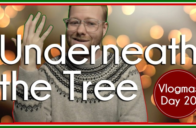 Underneath the Tree by Kelly Clarkson | Vlogmas