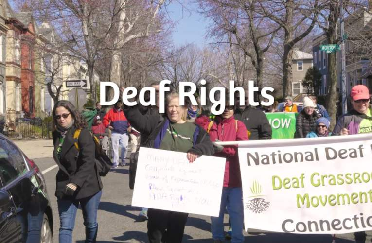 Deaf Grassroots Movement 2018