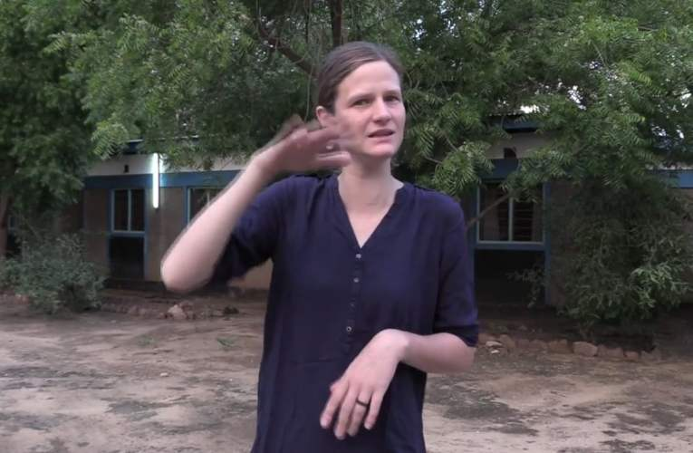 Deaf spaces and sign languages in Kakuma Refugee Camp