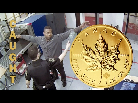 Canadian Mint Employee Steals Gold Via Rectum – LEO Round Table episode 161