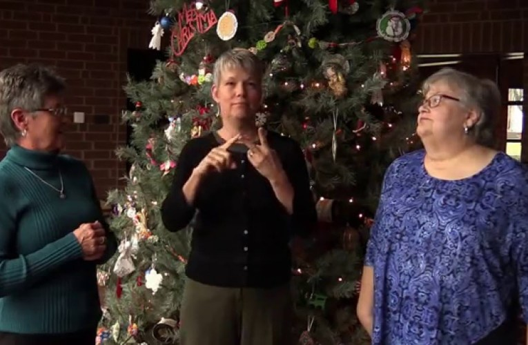 12-30-15 Happy New Year from Senior Deaf and Blind Community