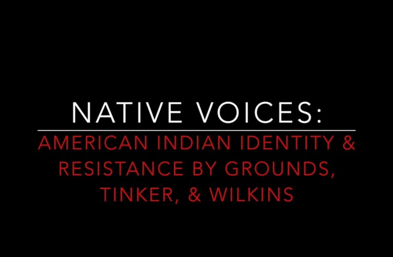 Why We Should Celebrate Indigenous Peoples Day