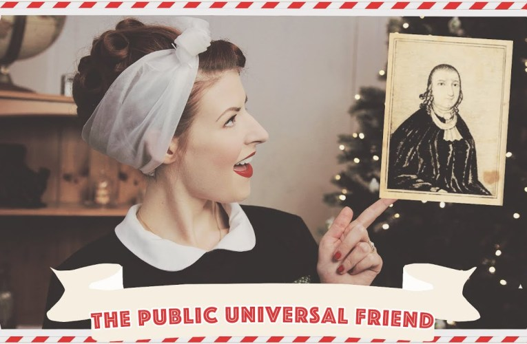 Non-Binary and Religious: The Public Universal Friend // Historical Profile // Vlogmas 2019 Day 19