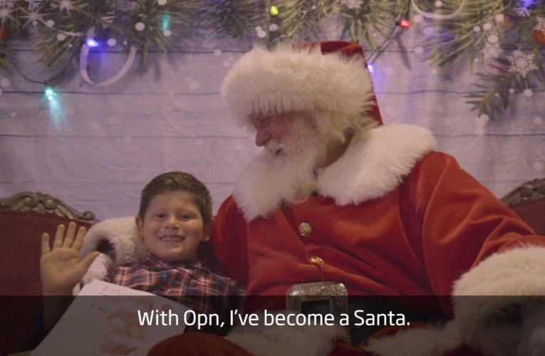 Opn™ Testimonial: Hear Santa Dave's Story