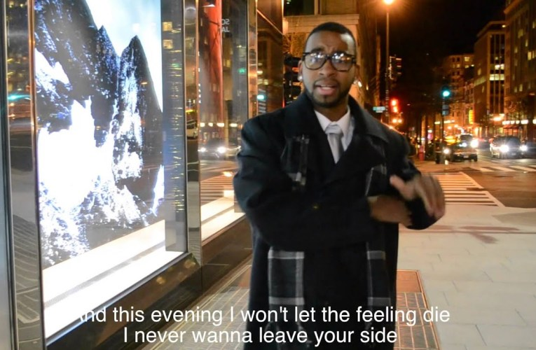 Aarron Loggins You and I ( ASL Music Video )