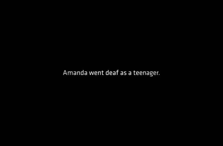 Amanda McDonough Behind the Scenes 7Up Commercial Clip