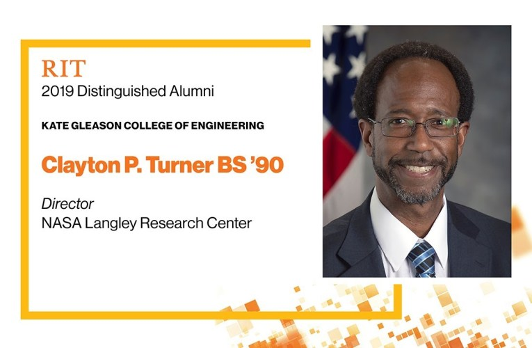 2019 KGCOE Distinguished Alumnus: Clayton P. Turner BS '90