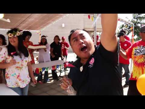 Mannequin Challenge No.2 – Happy 40th Birthday UH West O'ahu