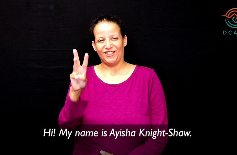 Ayisha's Introduction