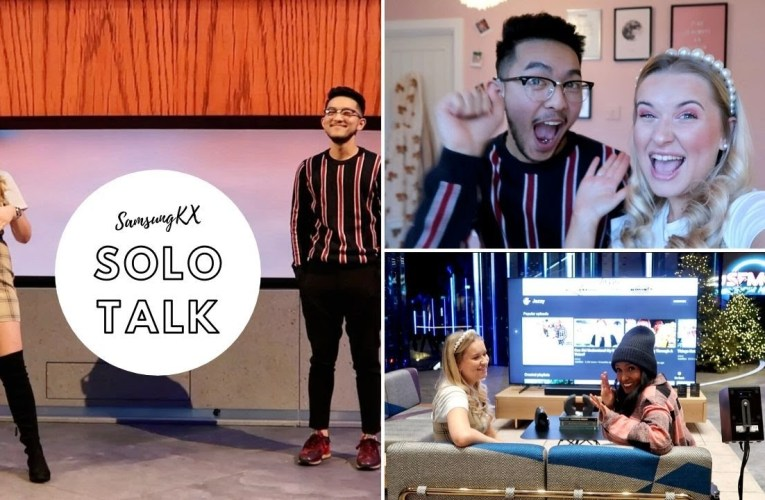 EXCITING SamsungKX Solo Talk, Did It Go Well?!