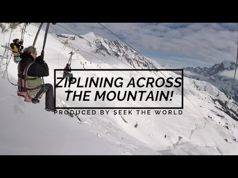 First Flyer (Grindelwald) – Ziplining in the Mountains!
