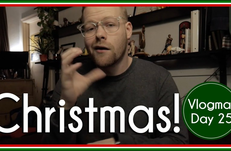 Christmas! | Vlogmas
