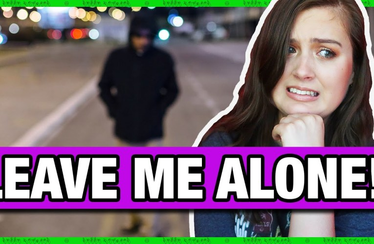 Deaf People Followed By Angry Man For Using Sign Language (Storytime)   Rikki Poynter