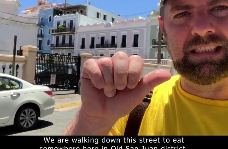 Puerto Rico: Old San Juan