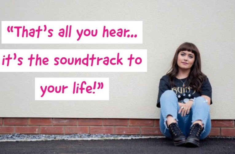 What's it like to be a young woman living with tinnitus?