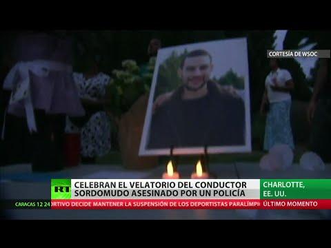Policía asesina a un sordomudo que intentaba comunicarse con lenguaje de señas