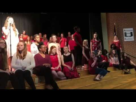 Thousand Years ASL (UMS Spring Show)
