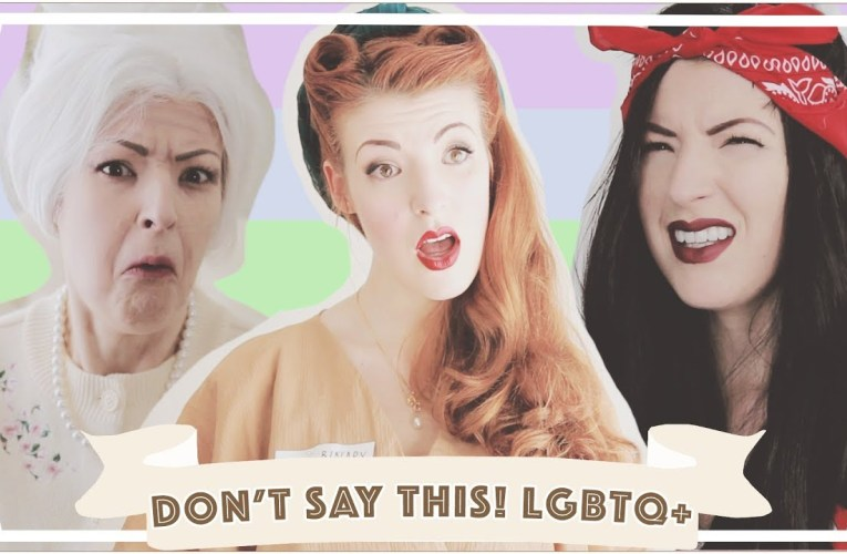 What NOT To Say To An LGBTQ+ Person
