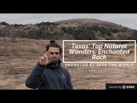 Texas' Top Natural Wonders: Enchanted Rock