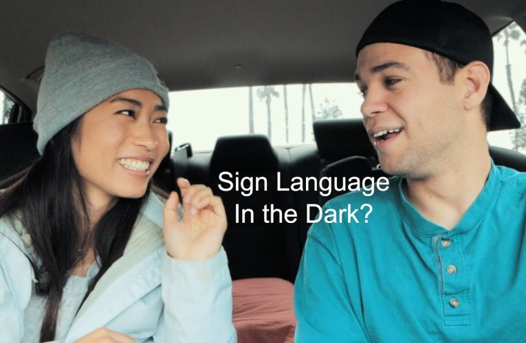 How I Communicate With My Deaf Boyfriend In the Dark