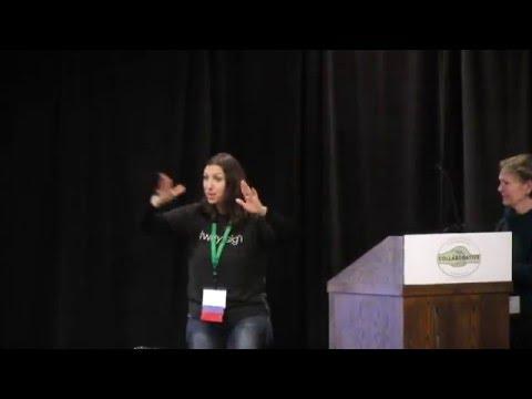 A Taste of Collaboration:  ASL Skill Night