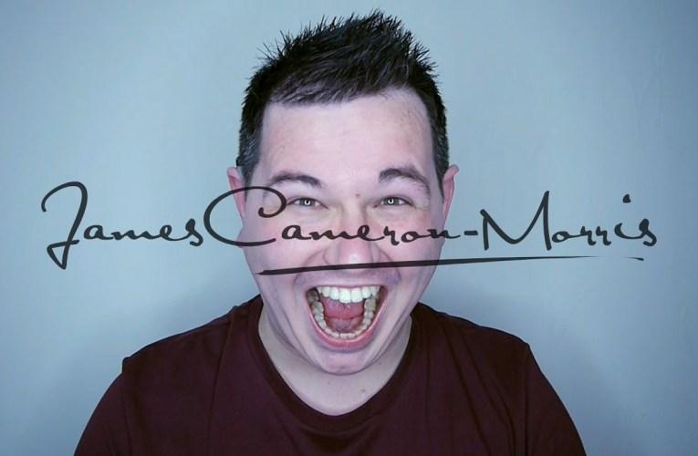 A New Beginning   James Cameron-Morris