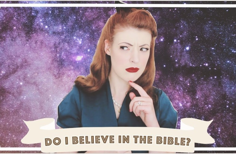Do I believe in the Bible…? // Quakers and the Bible