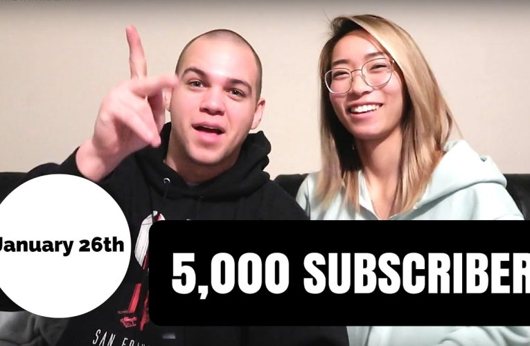 5,000 SUBSCRIBERS!!!