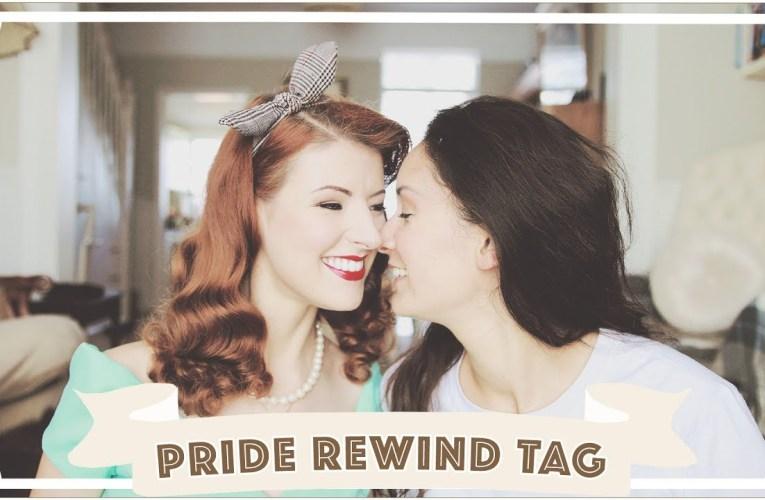 Realising We're Gay // Pride Rewind Tag [CC]