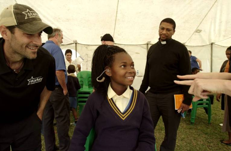 Charlize Theron Africa Outreach Project teams with the Foundation