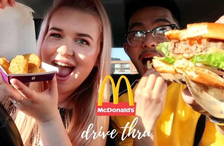 Deaf People Going Through A Drive Thru! HOW?