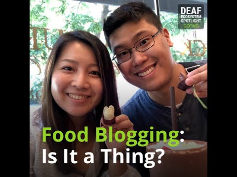 Deaf Ecosystem Spotlight – Foods In My Heart