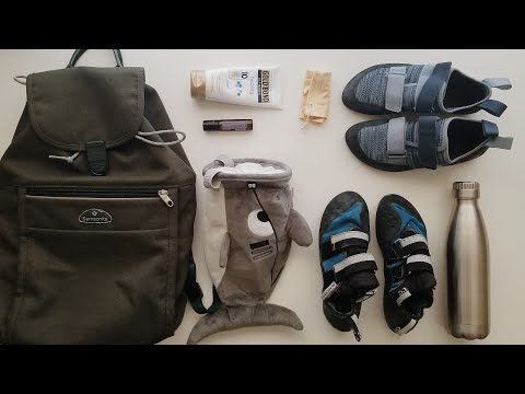 whats in my boulder bag