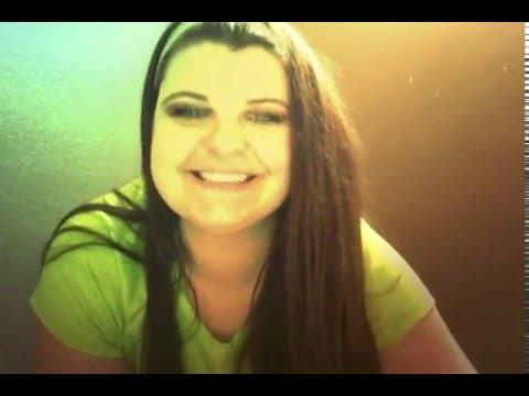 This DEAF Woman Can Rap! #DEAFTALENT #ASL