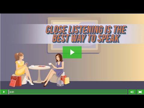 3. Active listening fundamentals