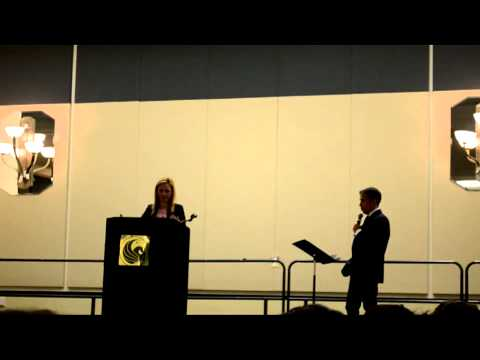 Marlee Matlin Inspirational Speech @ UCF ASL Club (1/5)