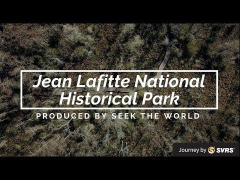 Louisiana's Swamp- Jean Lafitte National Barataria Preserve