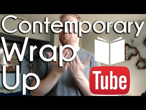 Contemporary-a-thon Round 2 Wrap-up | BookTube