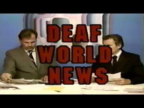 Deaf American Channel: June 7, 1995
